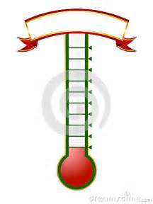 goal thermometer royalty free stock photo image 26182655