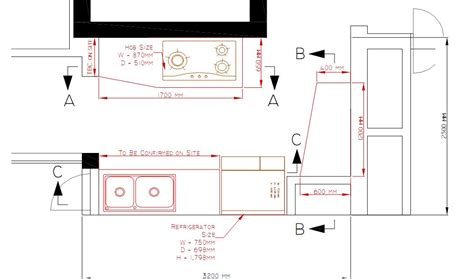 kitchen design layouts domestic kitchen layout afreakatheart