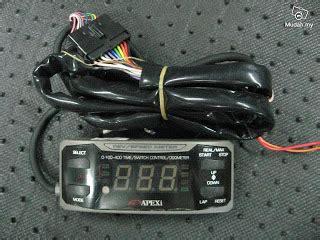Meter Rsm i car apexi rev speed meter rsm