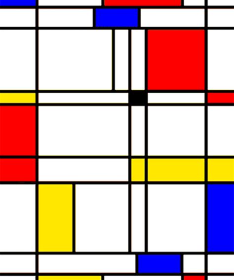 design game pong designer turns mondrian painting into a playable pong game