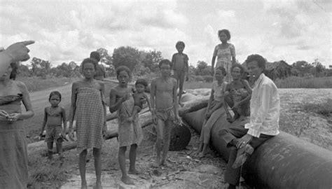 Al Xenza Asli Di Kota Pekanbaru sakai potret suku pedalaman melayu yang berubah sauted