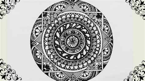 mandala pattern youtube image mandala fashion designs