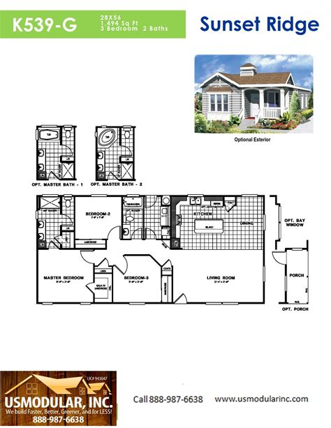 pre designed floor plans usmodular inc modular home