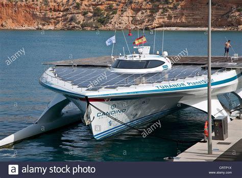 catamaran of ship t 252 ranor catamaran solar ship biggest solar ship in the