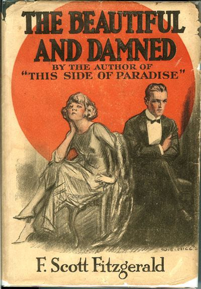 the beautiful and damned judge the book cover the beautiful and damned