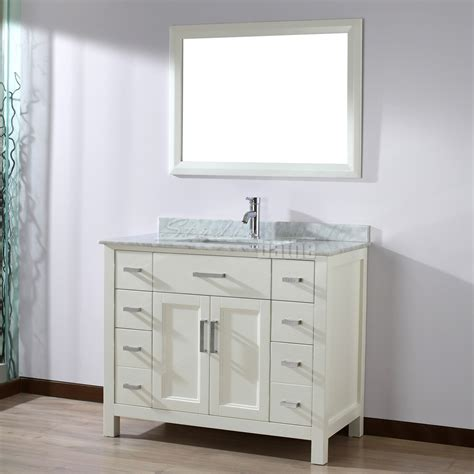 42 Inch Bathroom Vanity Cabinet 42 White Vanity 42 Inch White Bathroom Vanity 42 Inch White Vanity 42 White Bathroom