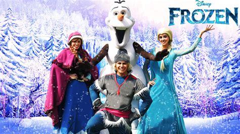 show infantil frozen elsa show frozen show frozen para fiestas allegri bambini