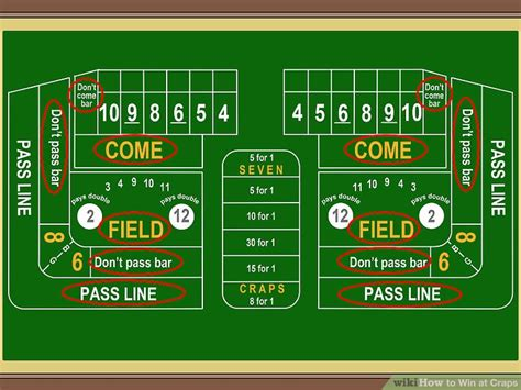 How To Win Money At Craps - 3 ways to win at craps wikihow