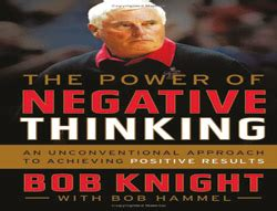 the power of negative thinking an unconventional approach to achieving positive results المجلة العربية كتب وقراءات