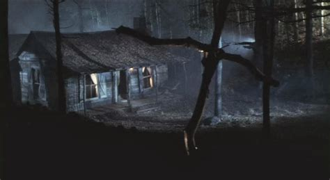 Basement In San Diego by Enter The Evil Dead Cabin Sdcc Bloody Disgusting