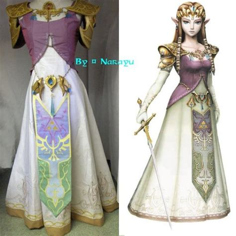 pattern for zelda dress princess zelda costume geekery pinterest zelda