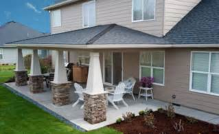 two story house plans with covered patios patio homes willamette view continuing care portland