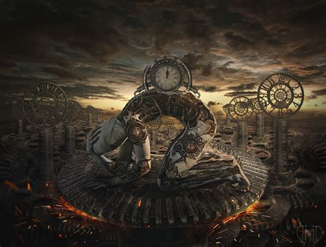 dark back of time gears of time by majentta on
