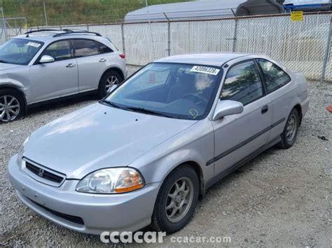 honda civic hx salvage damaged cars  sale