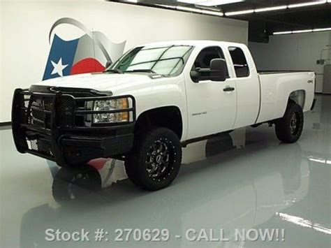 how it works cars 2010 chevrolet silverado 2500 lane departure warning find used 2010 chevy silverado 2500hd ext cab 4x4 longbed 71k mi texas direct auto in stafford