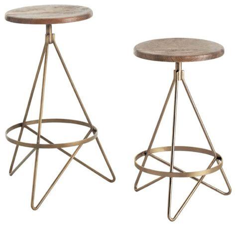 iron bar stools iron counter stools wyndham wood iron swivel counter stool transitional