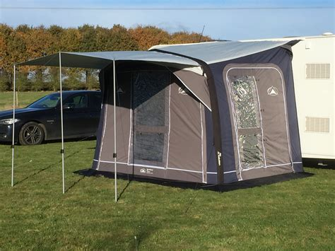 glossop awnings sunnc advance air junior inflatable caravan porch awning