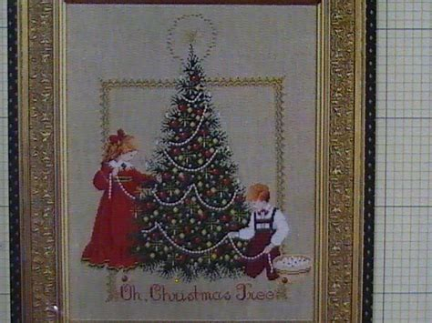 cross stitch santa angel christmas xmas