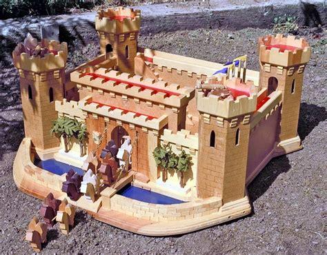 woodworking plan  building   world castle