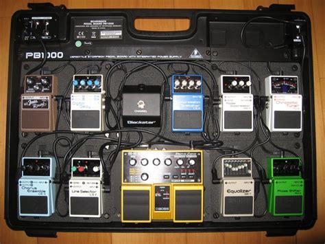set up guitar pedal order wiring diagrams wiring diagrams