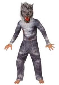 Werewolf Costumes Boys Werewolf Costume