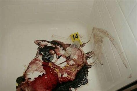 crime photo of shower stall true crime jodi arias and travis
