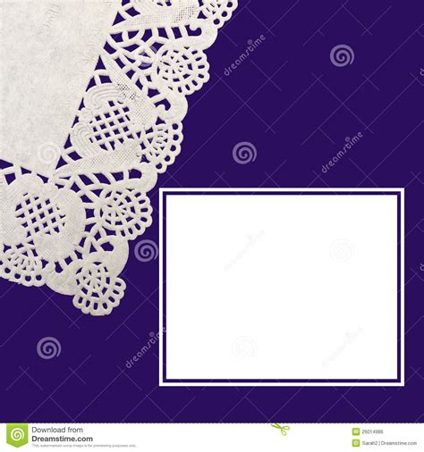 Purple Blue Invitation Background Royalty Free Stock Image Image 26014986 Blank Invitation Cards Templates Blue