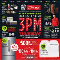 thanksgiving deals usa jcpenney black friday 2017 ad sales amp deals