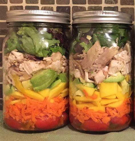printable salad in jar recipes chicken salad recipe in a jar recipe dishmaps