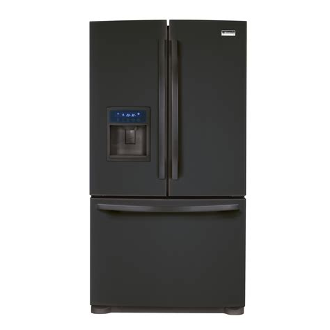 best door refrigerator without water dispenser jenn air jfi2089wes 19 8 cu ft door bottom