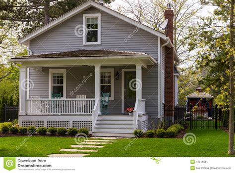 house with a porch house with a raised porch stock photo image 41011511