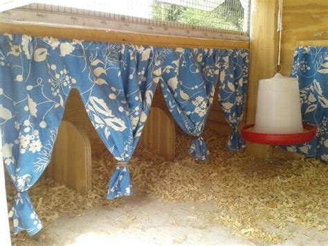 chicken house curtains chicken nest box curtains chickens coops runs