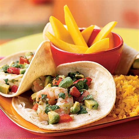 best cooking light recipes best shrimp recipes cooking light