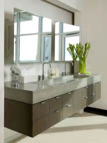 Modern Floating Bathroom Vanities Bathroom The Modern Bathroom Vanity Floating Modern Bathroom Vanity With Poured Concrete
