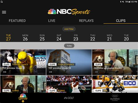nbc sports live apk nbc sports 5 7 apk android sports