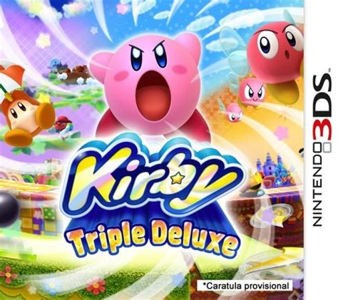 Kaset Kirby Deluxe 3ds Kirby Deluxe Review Robert Reviews