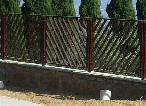 prezzo ringhiera ringhiere prezzi on line ringhiere recinzioni