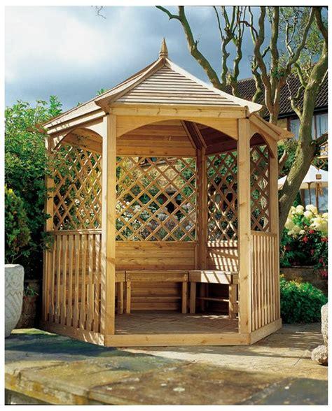 gazebo esagonale in legno gazebo e casette in legno