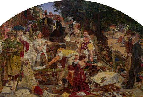 painting work exhibition review pre raphaelites victorian art and