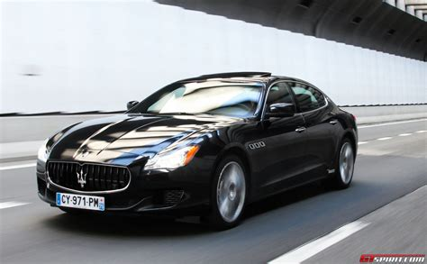 2014 Maserati Quattroporte Review by 2014 Maserati Quattroporte Gts Review Gtspirit