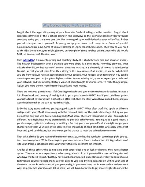 Harvard Mba Essay by Harvard Mba Admission Essay