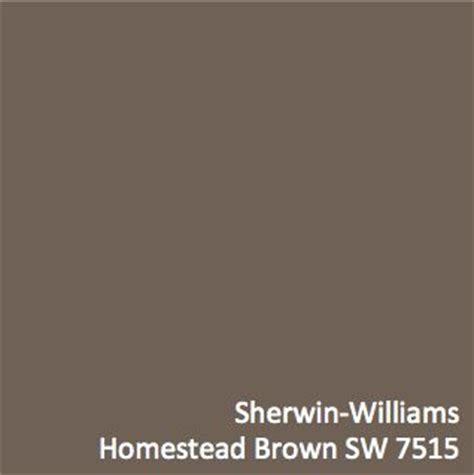 sherwin williams homestead brown sw 7515 hgtv home by sherwin williams paint color