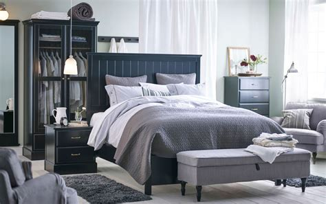Bring a boutique hotel feeling to your bedroom IKEA