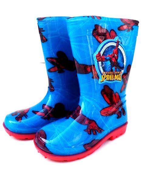 Sepatu Boot Karet Anak sepatu hujan anak toko bunda