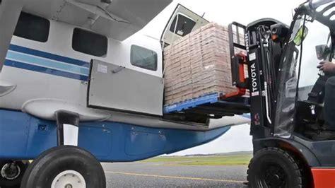maiden freight flight cessna grand caravan tasfast