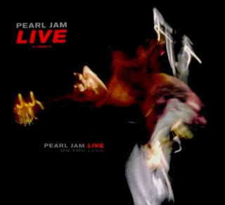 pearl jam better mbn pearl jam live on two legs