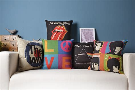 pink floyd comforter set birthday gift rock roll the beatles pink floyd the rolling