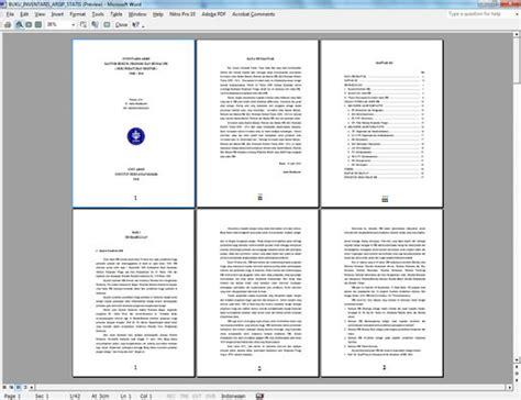 cara membuat halaman di word agar urut cara membuat nomor urut halaman beda format di ms word