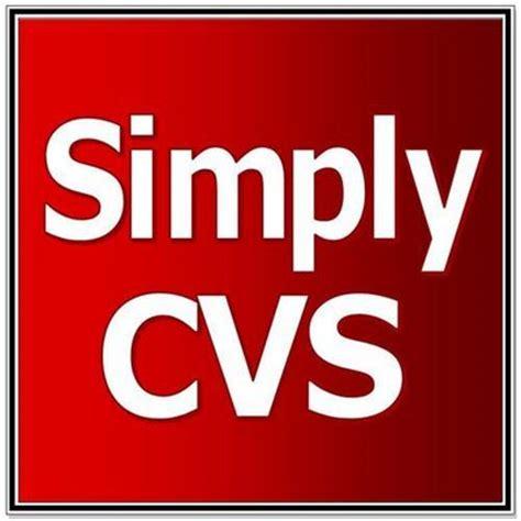 simply cvs simplycvs