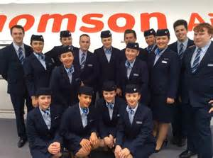 9 best images about thomson airways crew on